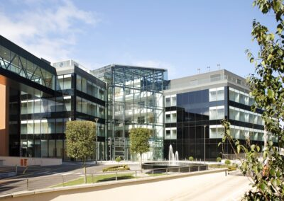 Mater Private Hospital Cork – Healthcare Building Automation