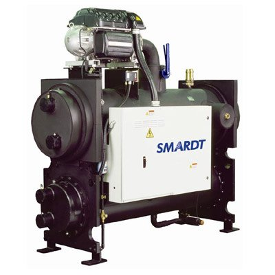 SMARDT water cooled chiller Ireland