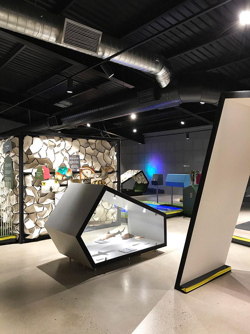 Explorium-ducting