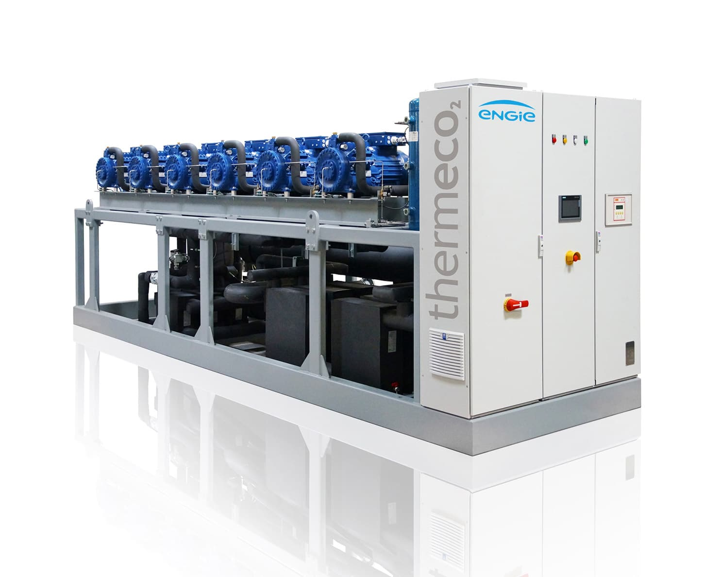 Thermeco2 high-temperature heat pump