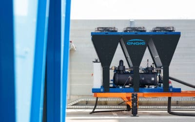 The new QUANTUM Air-Cooled Chiller from Engie Refrigeration