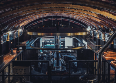 The Camden – SAUTER BMS Supply & Install in Historic Building