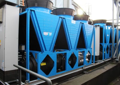 Air-cooled QUANTUM Turbocor Chillers from Engie Refrigeration
