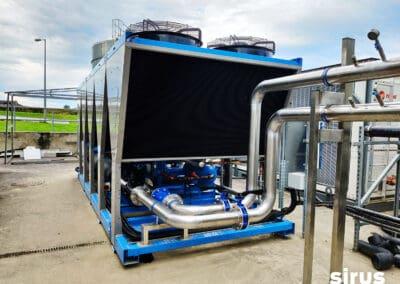 Engie Quantum Turbocor Chiller at Weener Plastics, Limerick