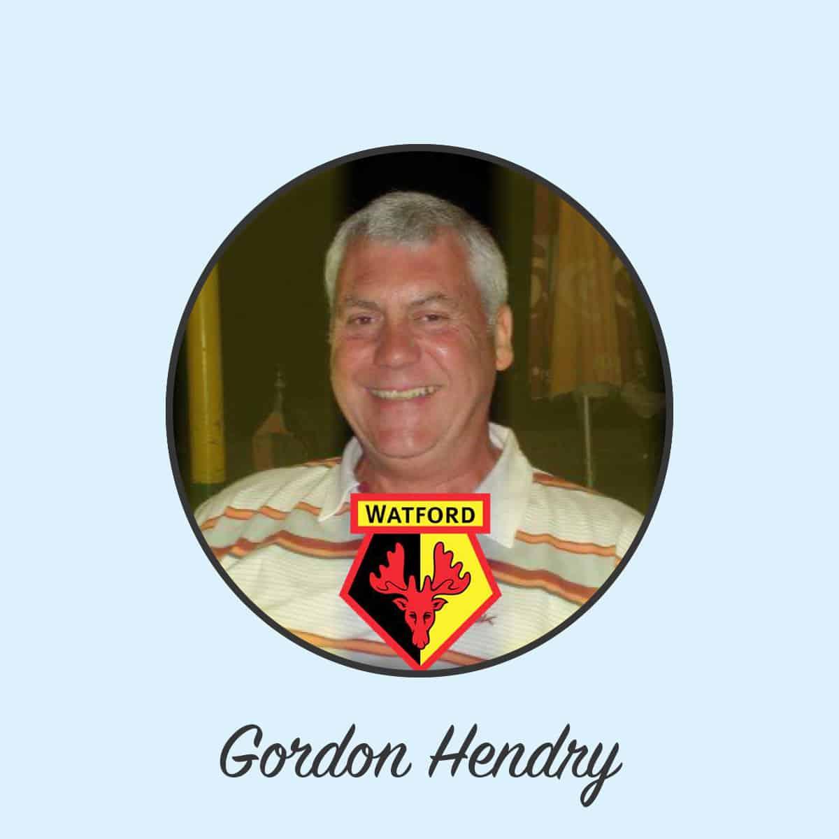 Gordon Hendry