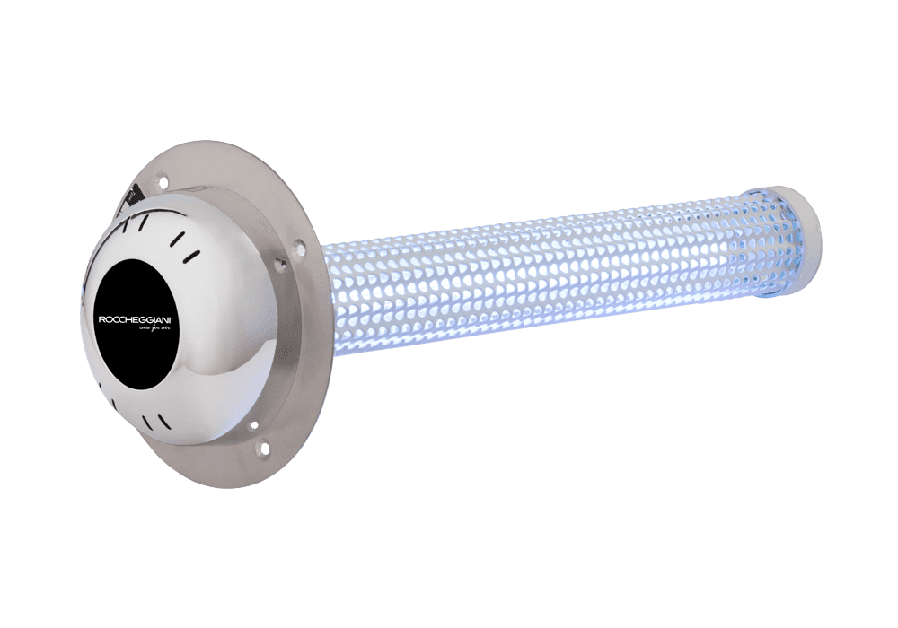 Plug in air purification technology PHI